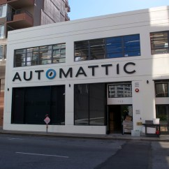 Automattic lounge on Hawthorne Street