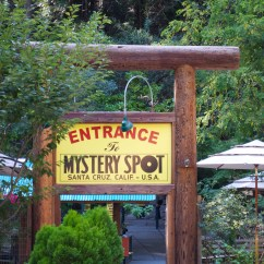 Visited the Mystery Spot