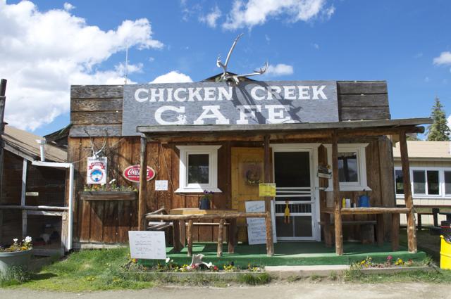 Vacation 2014: Dawson City -> Chicken, Alaska -> Haines, Alaska