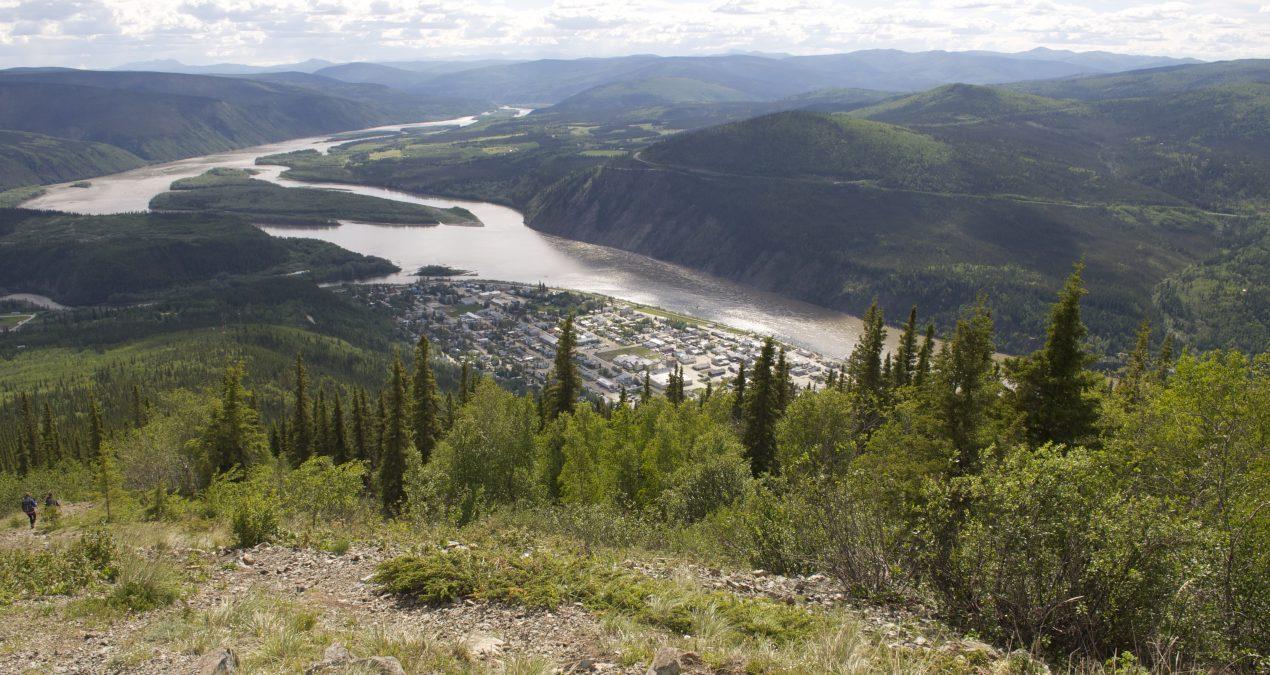2014 Vacation: Whitehorse -> Dawson City