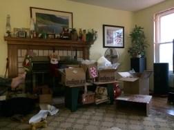 Christmas chaos.