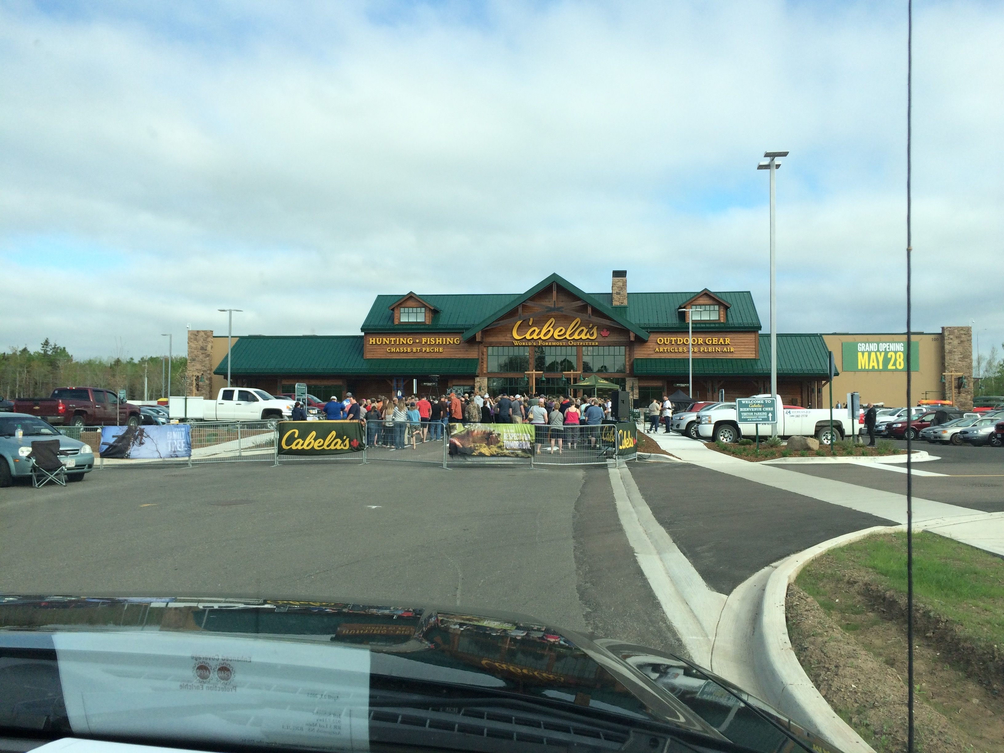 The Back Of The Line Img_ Cabelas