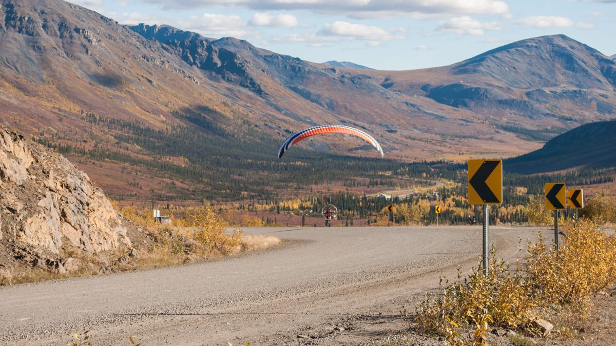 Another drive up the Dempster to see the fall colours