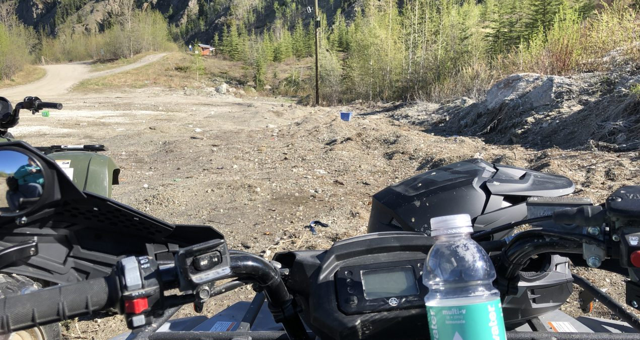 Spent a day on my ATV