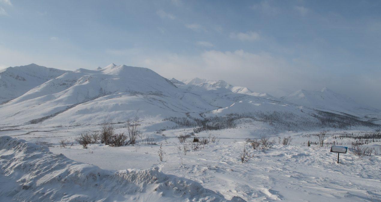 Yukon holiday – Drove up to Tombstone