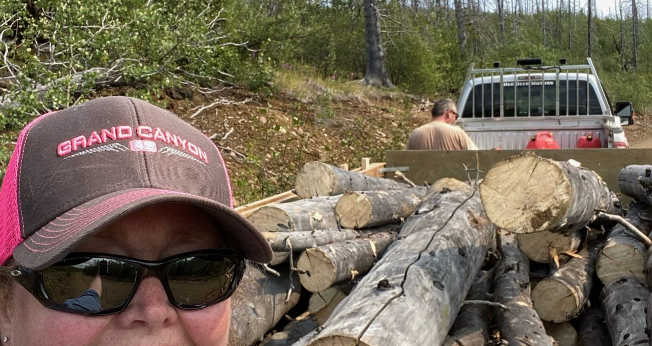 Firewood season