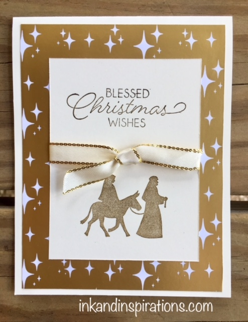 Stampin Up Christmas Cards In July 2018 4 Ink And