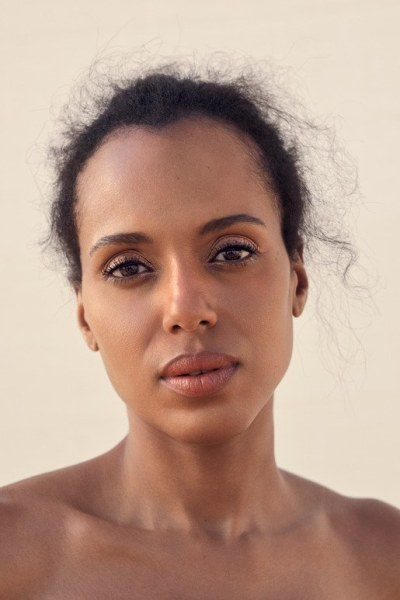 Kerry Washington is Freeing Her Mind And Her Edges In The Latest Issue Of Allure Magazine [PICS INSIDE]