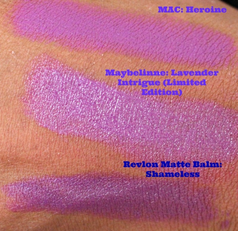Mac Lipstick Dupes! -