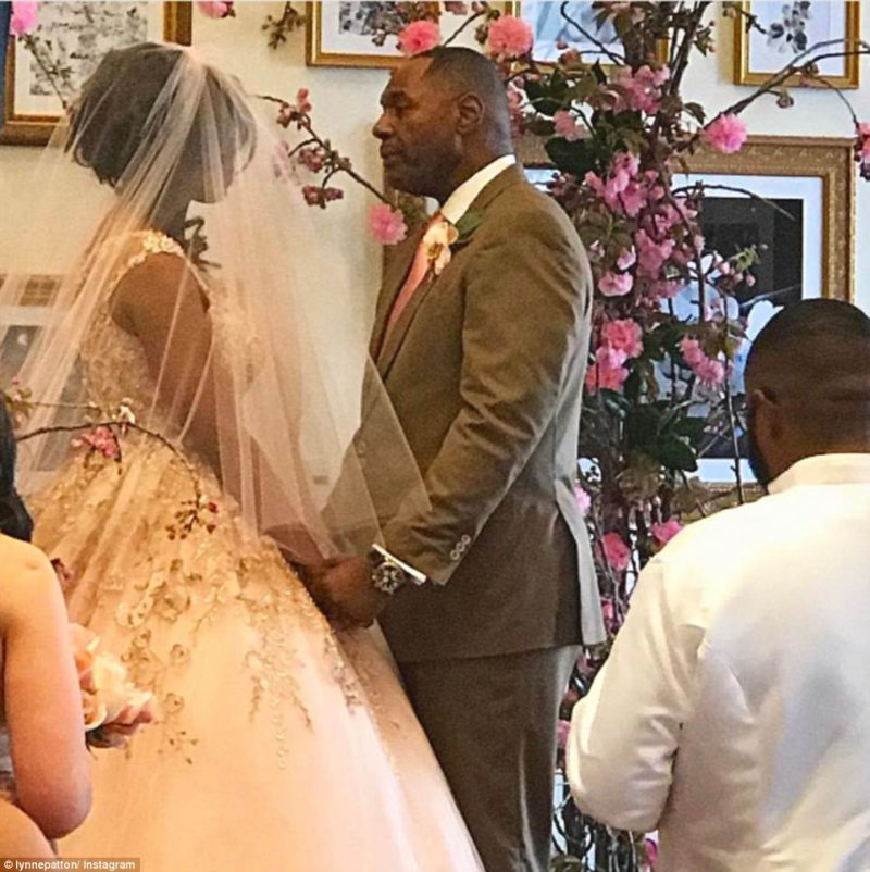 Inside Omarosa's Wedding