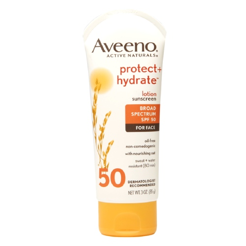 Best sunscreen for black skin Aveeno