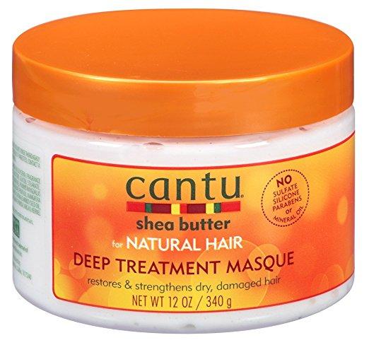 Cantu Shea Butter Deep Treatment Masque For Natural Hair