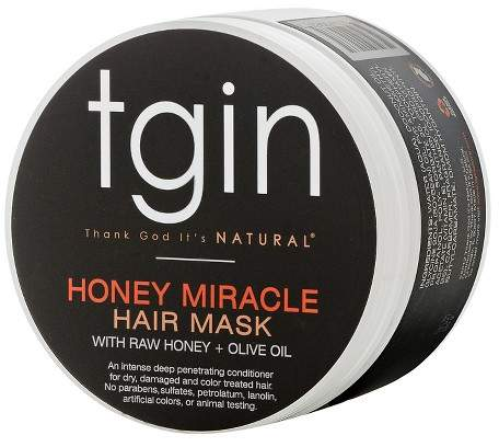 tgin Black Hair Products at Target