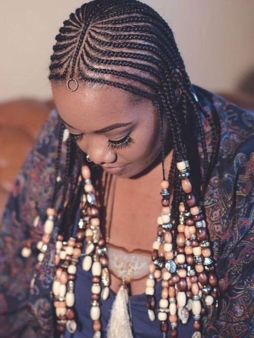 fulani-braids