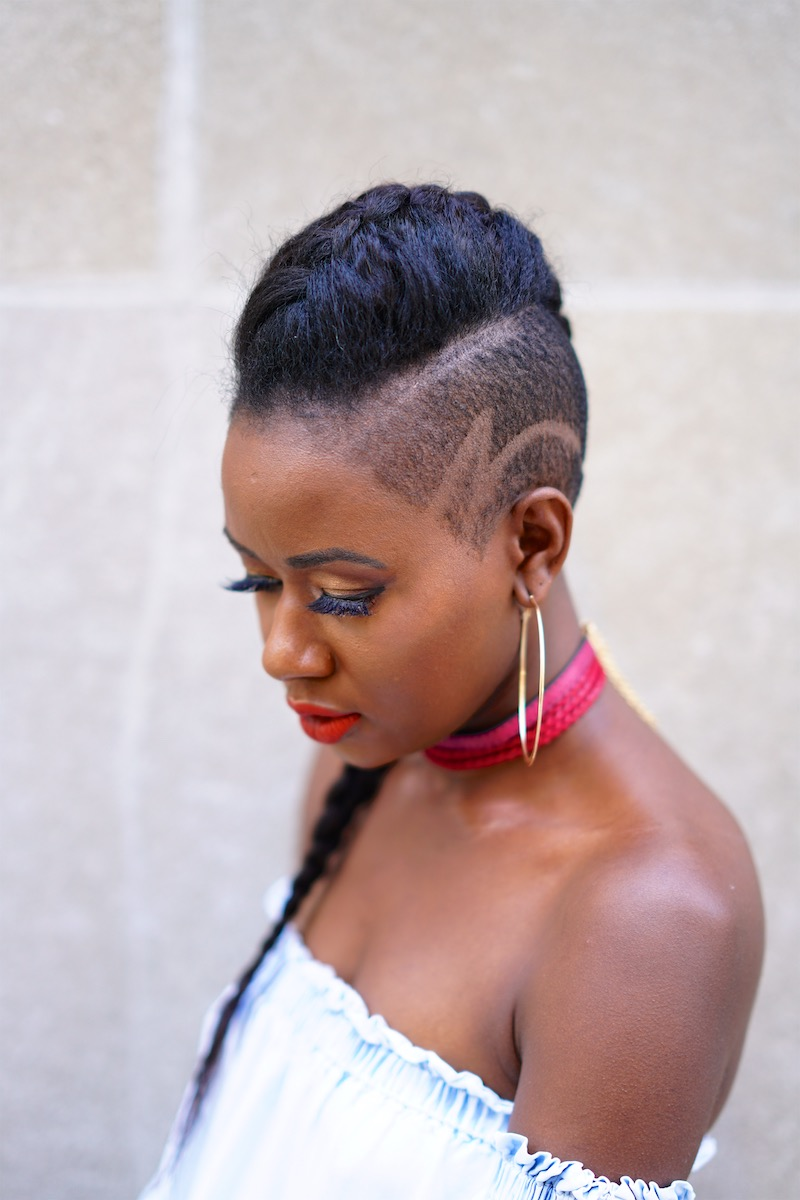Style Inspo: Here\'s How You Can Create This Dope Braided Hairstyle