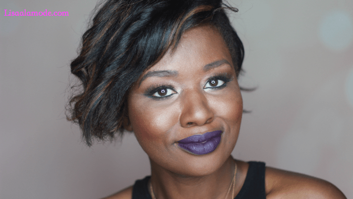 la-girl-matte-lip-paint-Black Currant