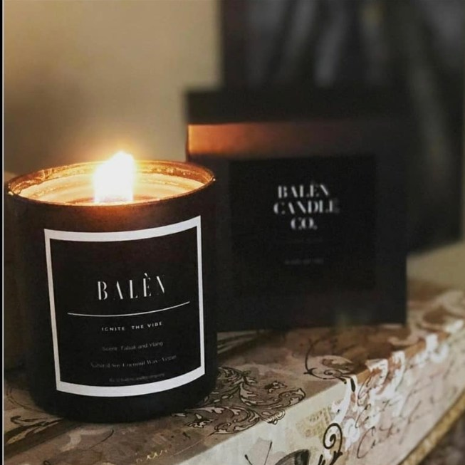 HAITIAN-OWNED-CANDLE Company