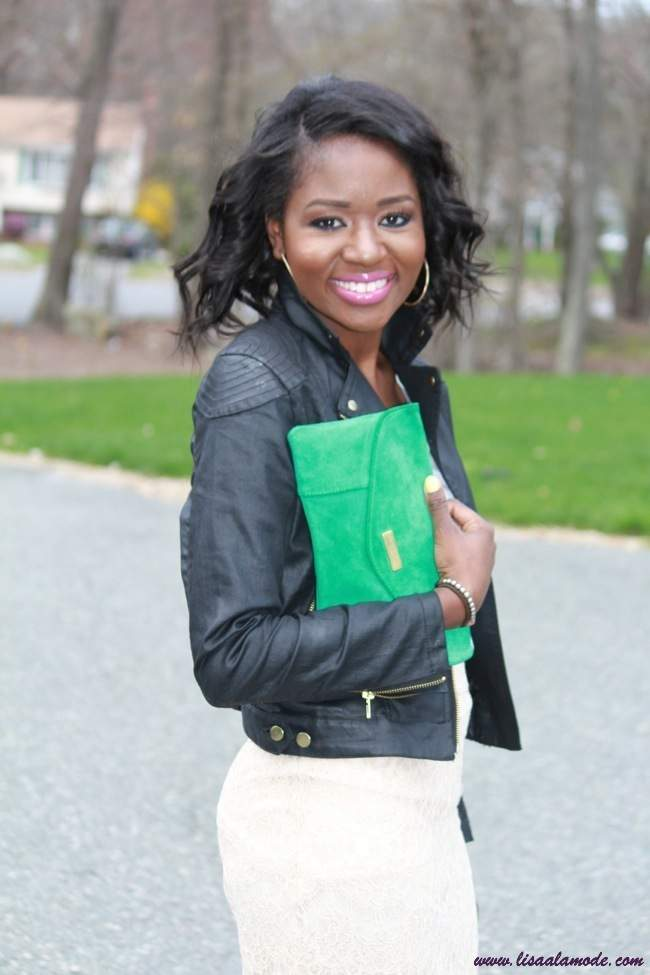 green-clutch-purse-outfit