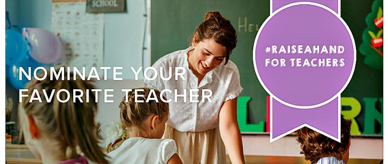 Thredup Raise A Hand for Teachers + Link Up