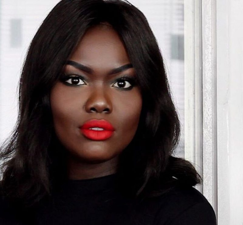 Black Women CAN Wear Red: 14 Red Lipsticks That Look ...