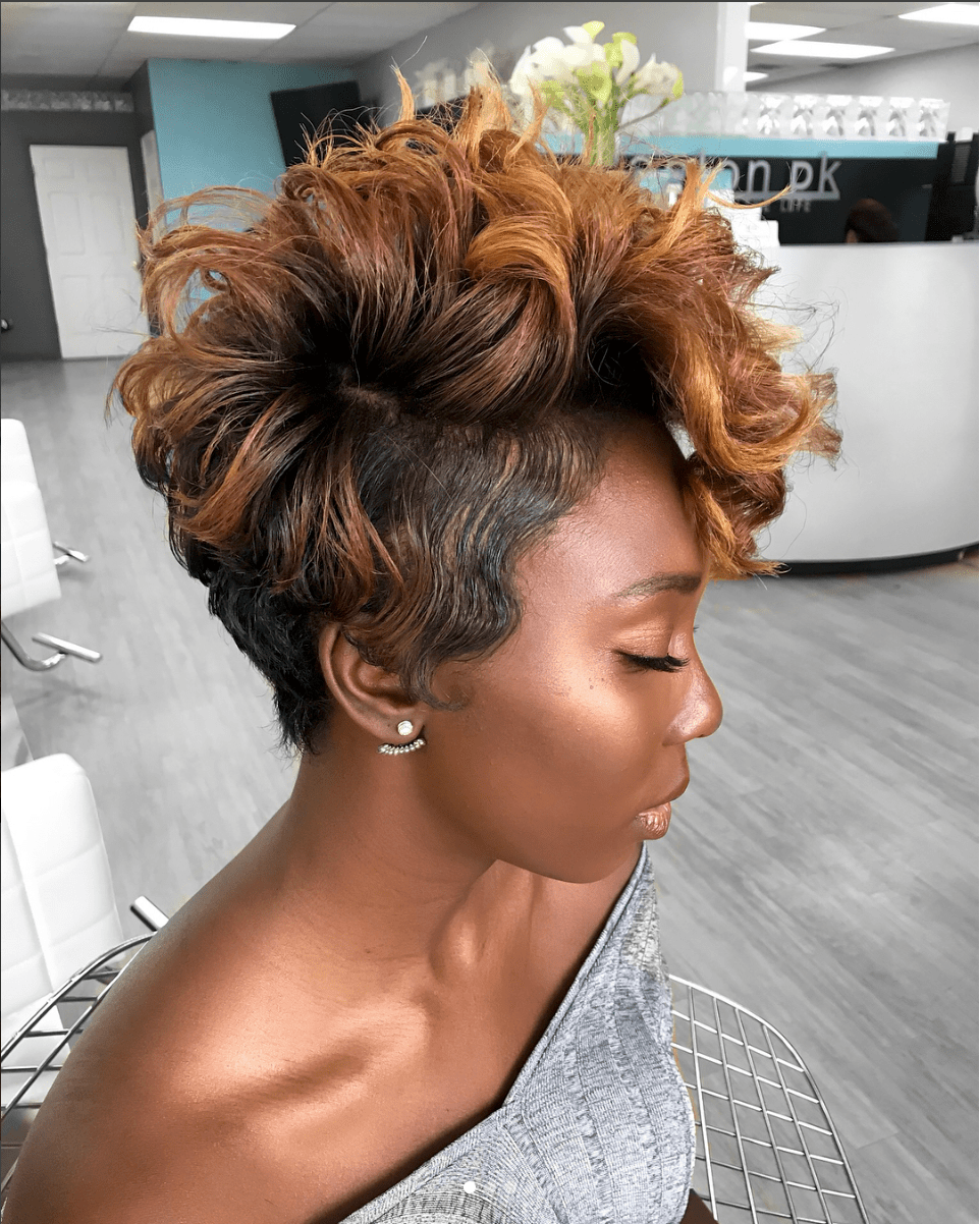5 Hair Color Trends to Try on Your Natural Hair -
