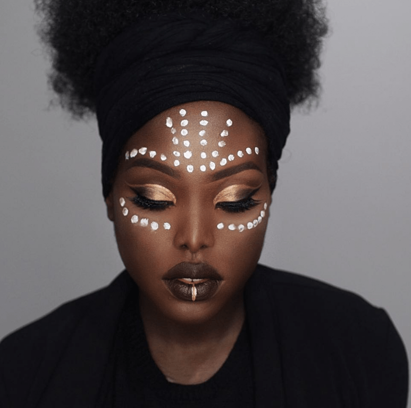 black-panther-makeup