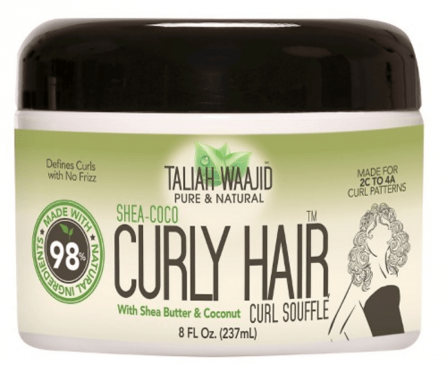 Black Hair Products at Target Taliah-Waajid