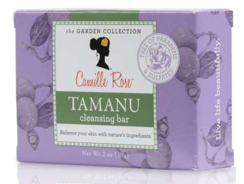 Black Owned Beauty Brands Tamanu Cleansing Bar