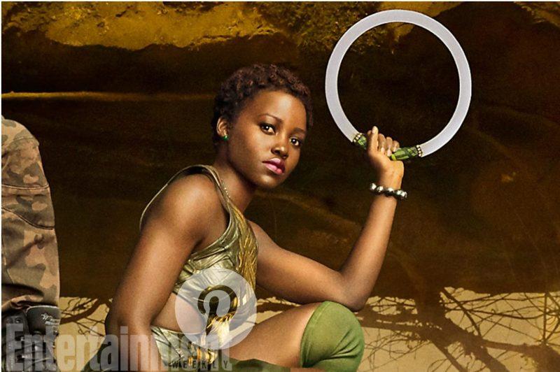 NAKIA- Lupita Nyong'o, Black Panther