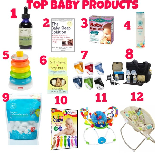 TOP-BABY-Products