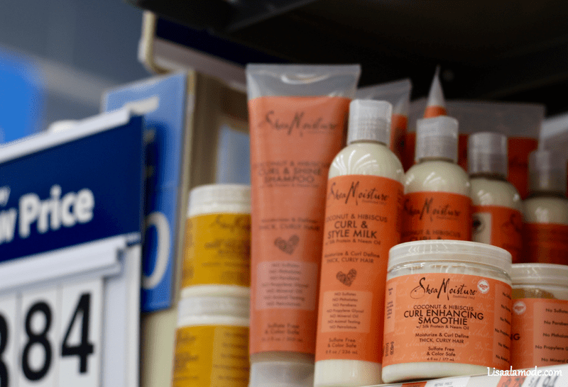 SHEAMOISTURE-HAIRCARE