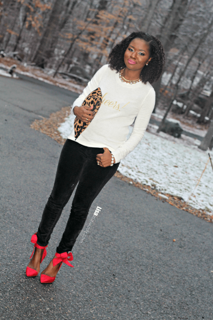 black-white-red-outfit
