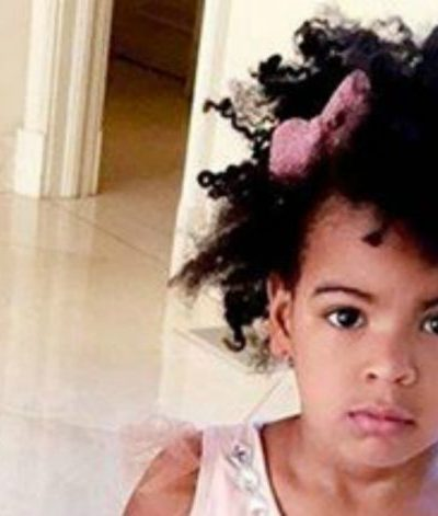 Remember When Folks Created a Petition To Shame Blue Ivy's Hair? Look At Her Now [PIC INSIDE]