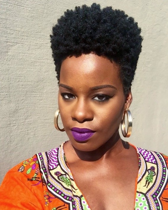 Shorthairdontcare 19 Stunning Images Of Short Natural Hair Twa