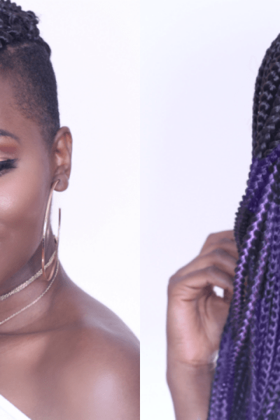 How To Color Your Crochet Braids: Easy As Pie!
