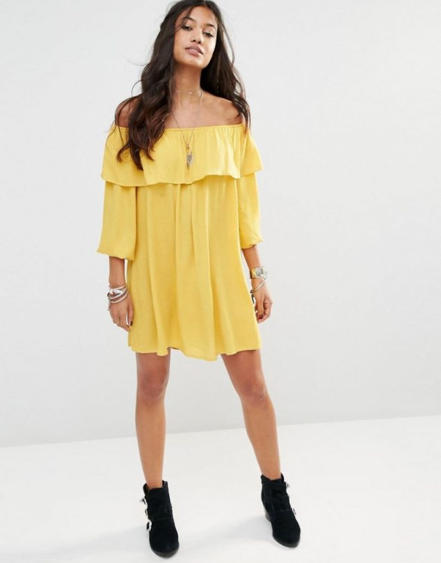 bce52195456c Four Yellow Beyonce Lemonade Inspired Dresses You Need Now (Under ...