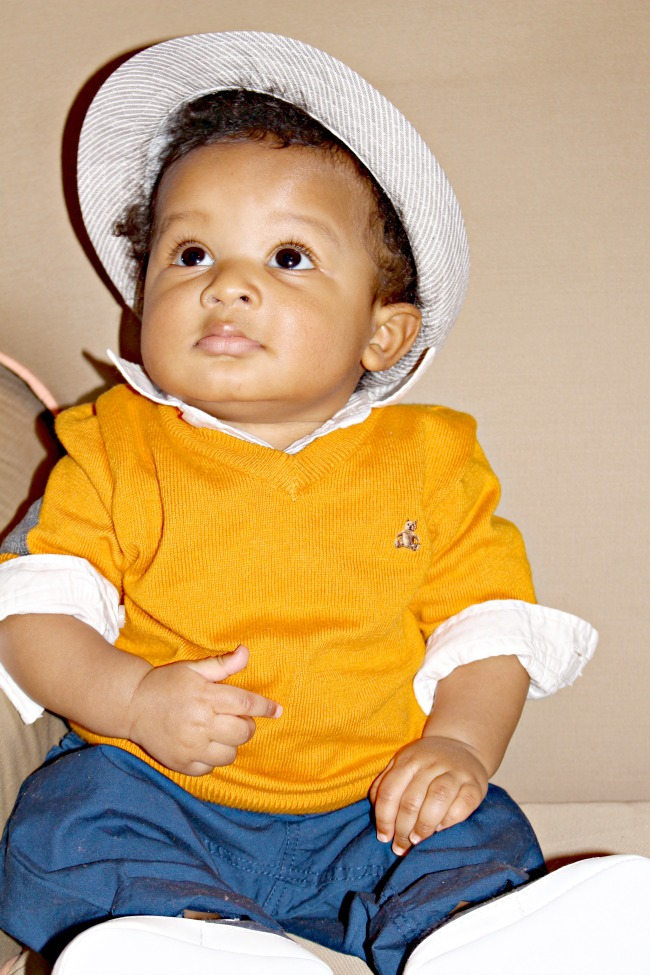 Baby Boy Style: Outfit of the Day