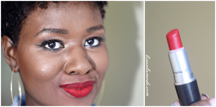 "Mac ""The Matte Lip"" Lipstick Swatches on Dark Skin - Lisa ..."