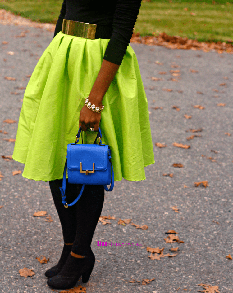 neon-green-skirt-outfit