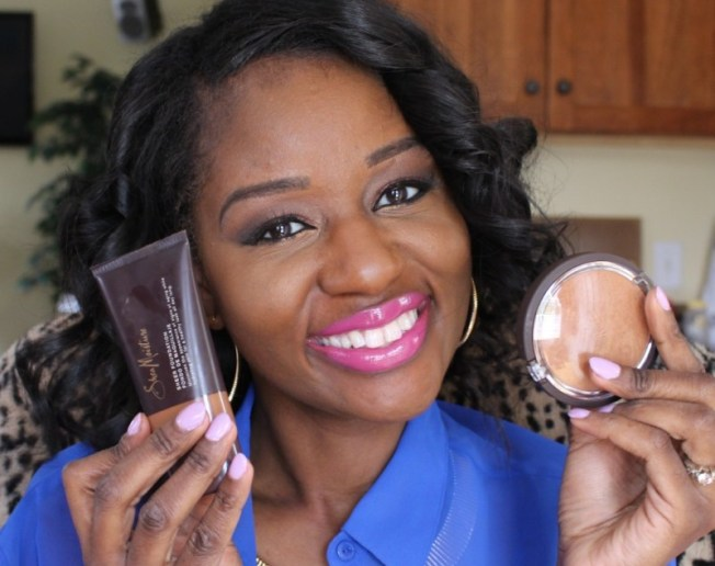 shea-moisture-makeup-review-on-dark-skin