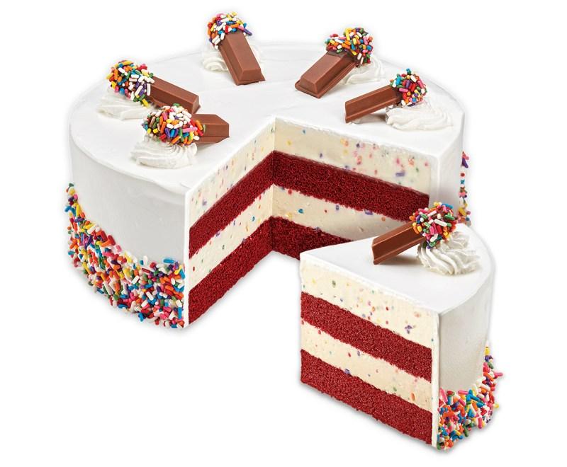 Coldstone Creamery Cake