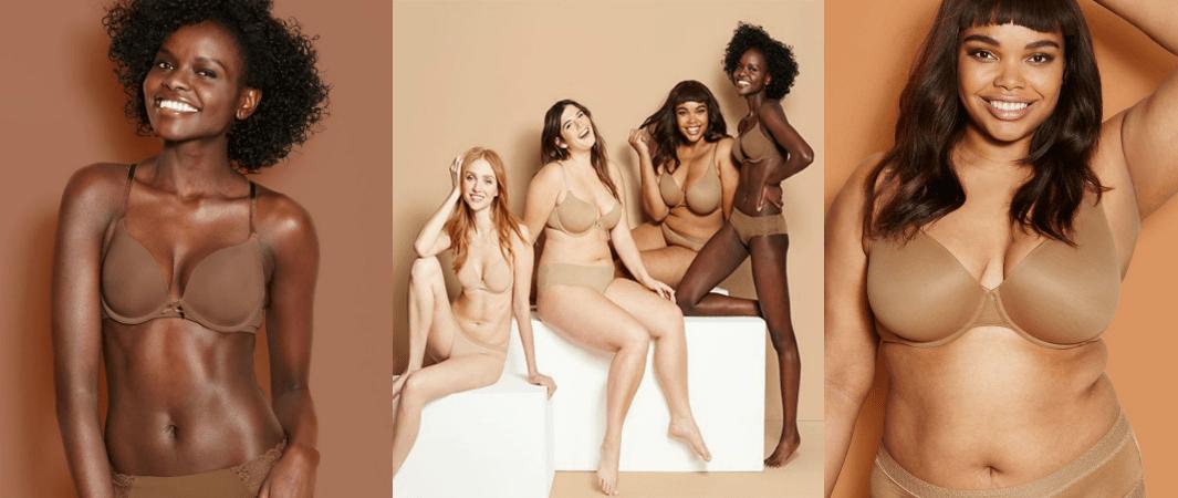 target-nude-lingerie-black-woman