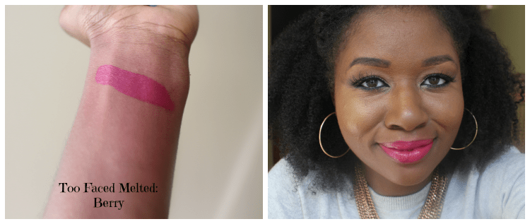 too-faced-melted-berry-swatch-dark-skin