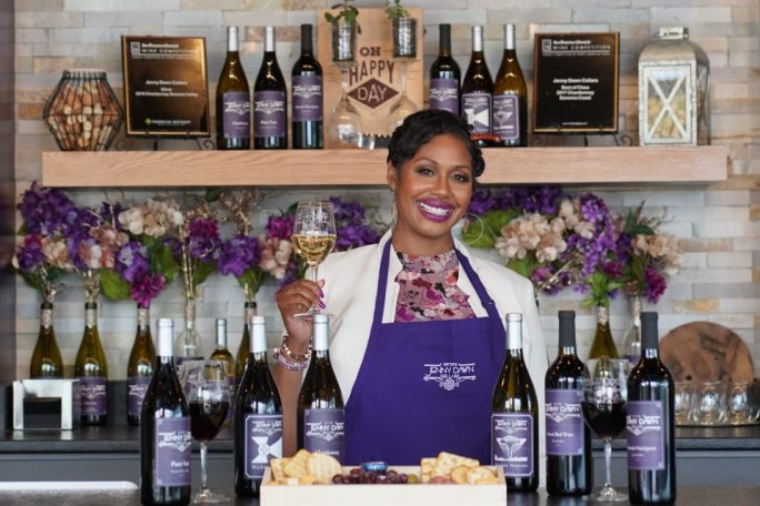 Jenny Dawn Cellars Wine