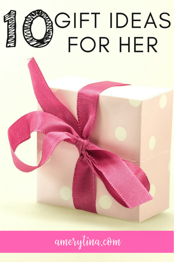 10 gift ideas for her: Target edition! #shopping #gifts #target #giftforher #ideas