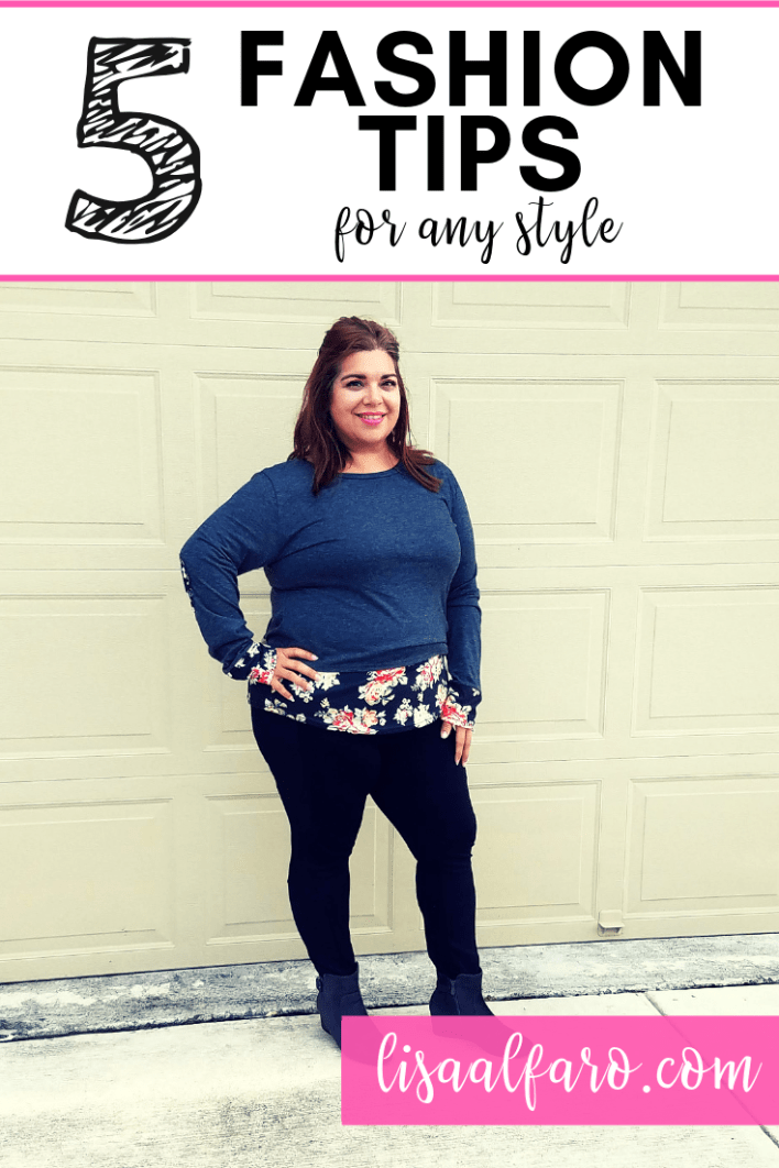 Five fashion tips for women #style #fashion #tips #fashiontip #leggings