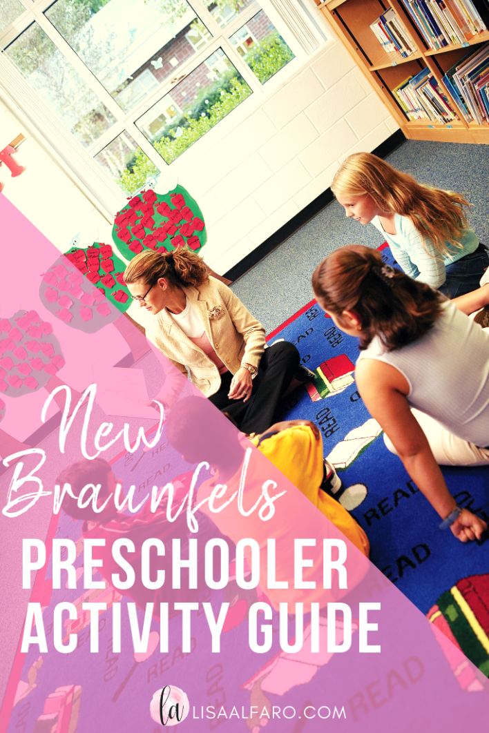 New Braunfels Preschooler Activity Guide #preschool #toddler #kids #mommyandme #newbraunfels #centraltexas #I35 #texastodo