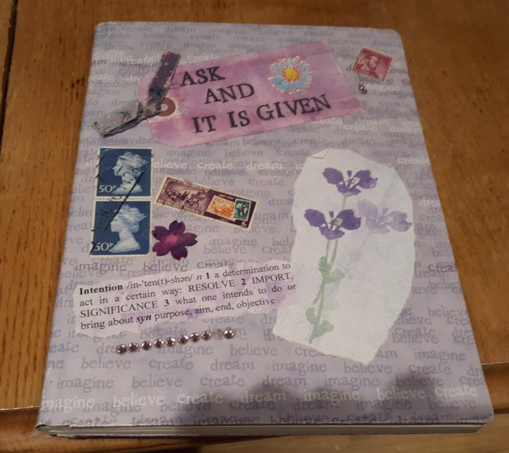 Make quarantine homeschooling fun with journal cover art