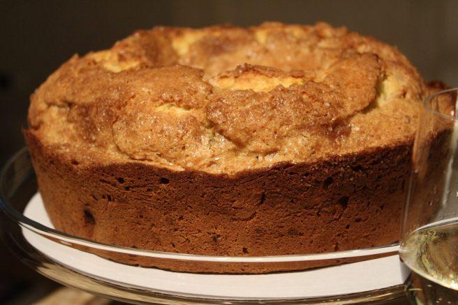 Raisin walnut cake3