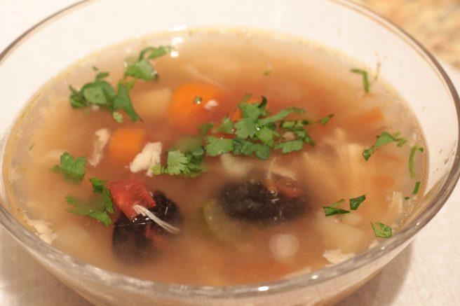 Koli Soup